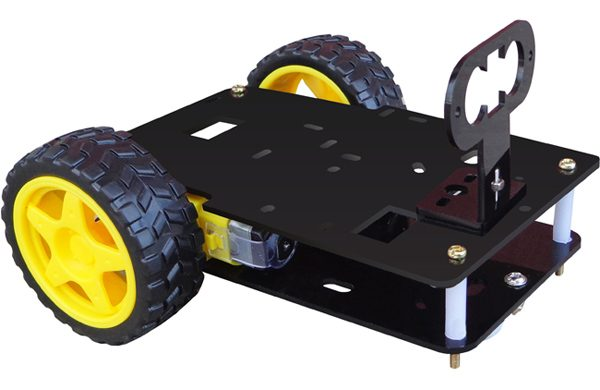2WD Curious Chassis Image1