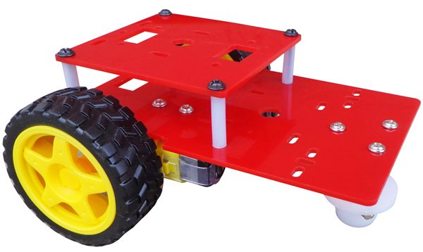 Multipurpose Curious Chassis Image 1