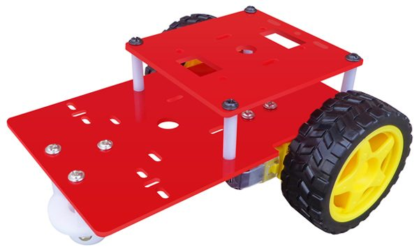 Multipurpose Curious Chassis Image 2