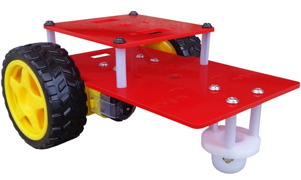 Multipurpose Curious Chassis Image 3